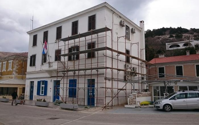 Zgrada Općine Baška