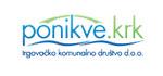 Logotip Ponikve Krk