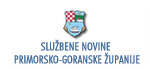 Logotip Službene novine Primorsko-goranske županije