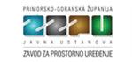 Logotip Zavod za prostorno uređenje