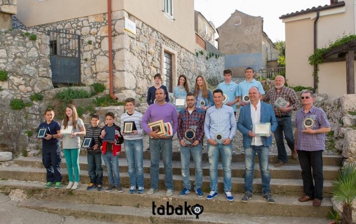 Sportaš godine otoka Krka za 2014. godinu