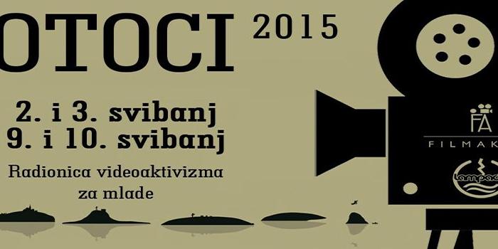 Otoci 2015 - Radionica videoaktivizma za mlade