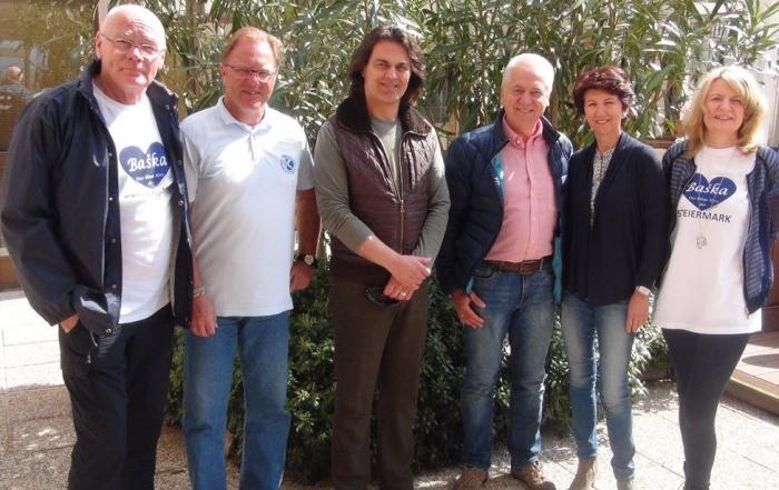 Gradonačelnik Leibnitza posjetio Bašku