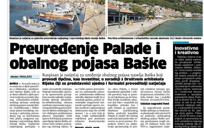 Novi-List---Broj---22272---Preuređenje Palade i obalnog pojasa