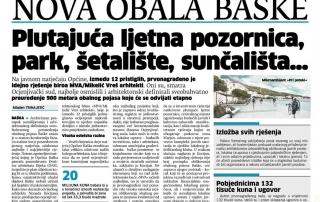 Nova obala Baške