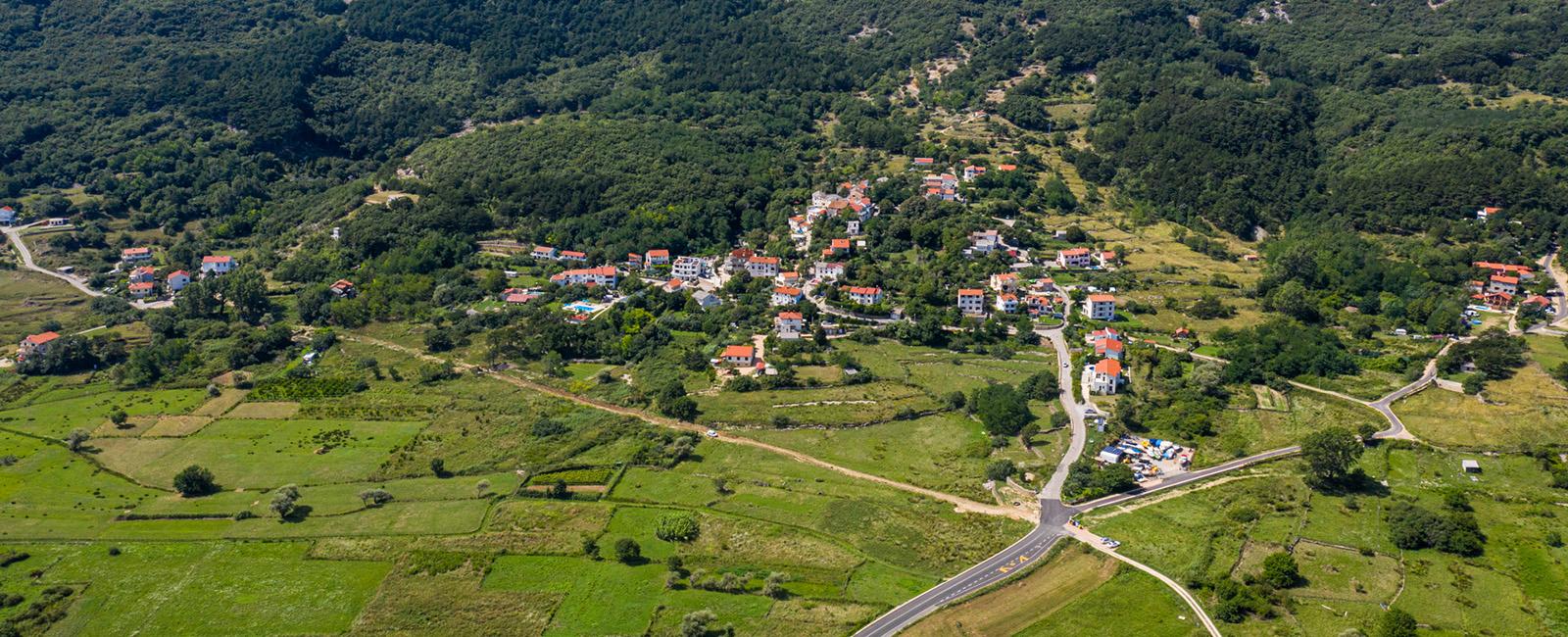 Naselje Batomalj - Općina Baška