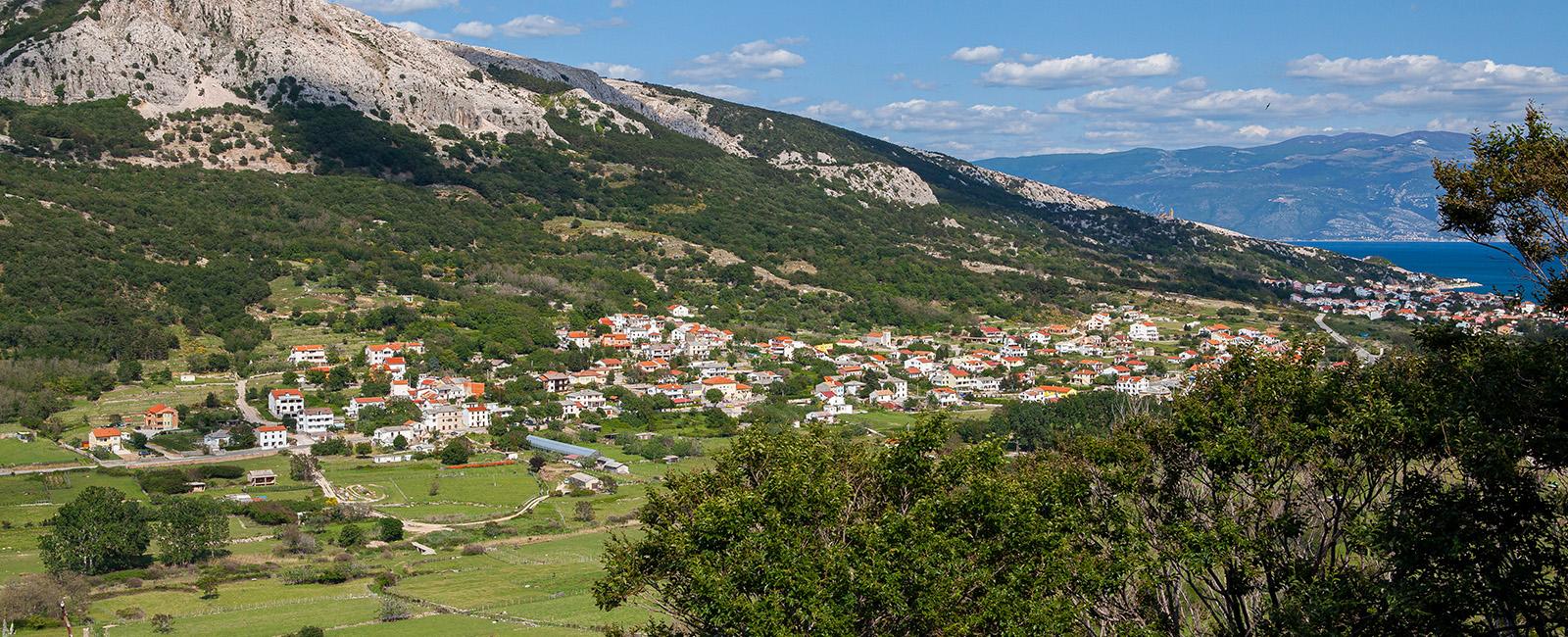 Naselje Baška - Općina Baška