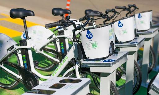 Bike Sharing – iznajmljivanje e-bicikala u Baški
